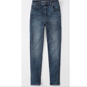 Abercrombie&Fitch super skinny jeans